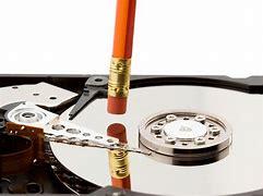 hard drive wiping